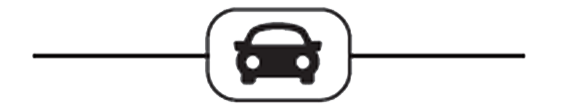 car border icon